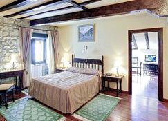 Hotel Altamira - Santillana del Mar - Makuuhuone
