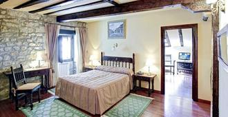 Hotel Altamira - Santillana del Mar - Bedroom
