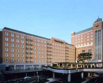 Wishton Hotel Yukari - Sakura - Budova