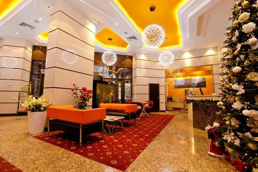 Hotel Grand Voyage - Almaty - Hành lang
