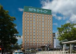 Hotel Route-Inn Tomakomai Ekimae - Tomakomai - Building