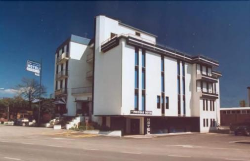 Piccolo Hotel - Ravenna - Gebäude