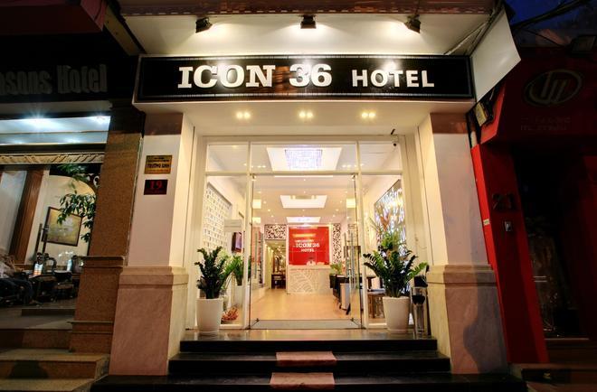 Icon 36 Hotel - Hanoi - Building