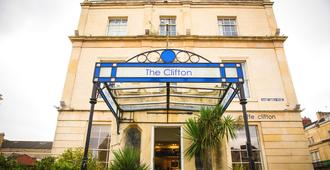 Clifton Hotel - Bristol - Building