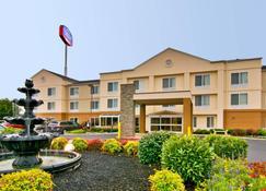 Fairfield Inn by Marriott Clarksville - Clarksville - Gebouw