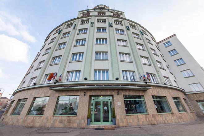 Hotel Vitkov Prag - Praha (Prague) - Toà nhà