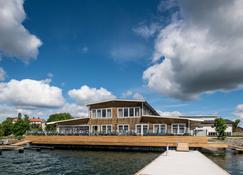 Strandpiren Hotell - Hudiksvall - Edificio
