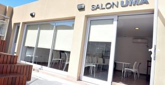 Luxor Hotel - Salta - Building