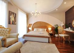 Silver & Gold Luxury Rooms - Zadar - Sypialnia