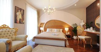 Silver & Gold Luxury Rooms - Zadar - Bedroom
