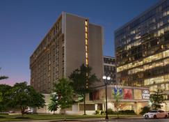 Crowne Plaza Crystal City-Washington, D.C. - Arlington - Gebouw
