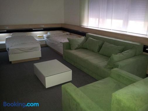 Garni Hotel Consul - Niš - Bedroom