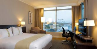 Holiday Inn Santiago - Airport Terminal - סנטיאגו - חדר שינה