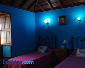 Casa Los Quemados - Fuencaliente - Habitación