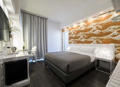蒙堤史替拉酒店 - 薩勒諾 - 薩勒諾 - 臥室