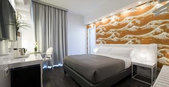 Hotel Montestella - Salerno - Bedroom