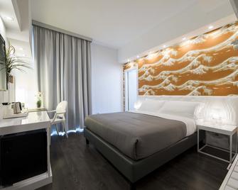 Hotel Montestella - Salerno - Schlafzimmer