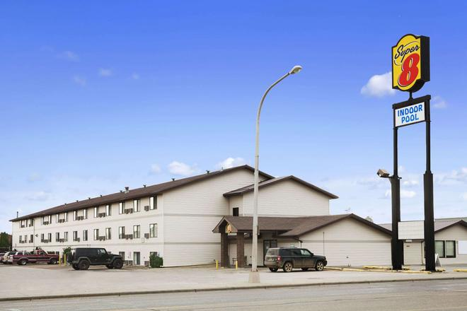 Super 8 Williston Nd - Williston - Edificio
