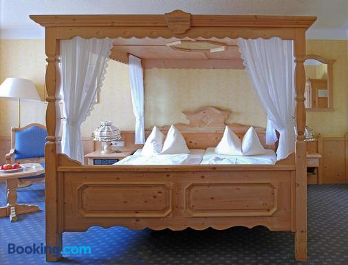 Grosch Brauhotel & Gasthof - Rödental - Bedroom