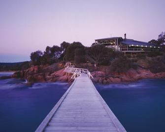 Freycinet Lodge - Coles Bay - Venkovní prostory