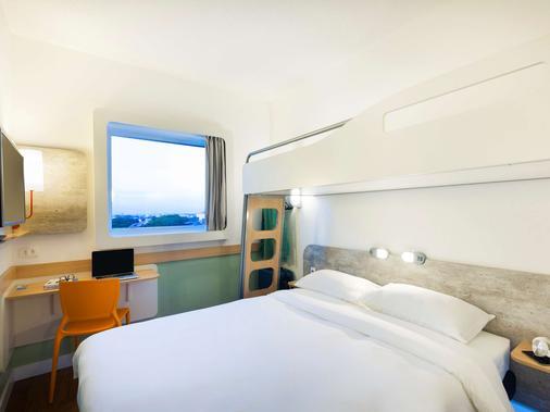 ibis budget Campinas Aquidaban - Campinas - Bedroom