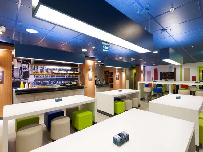 ibis budget Campinas Aquidaban - Campinas - Restaurante