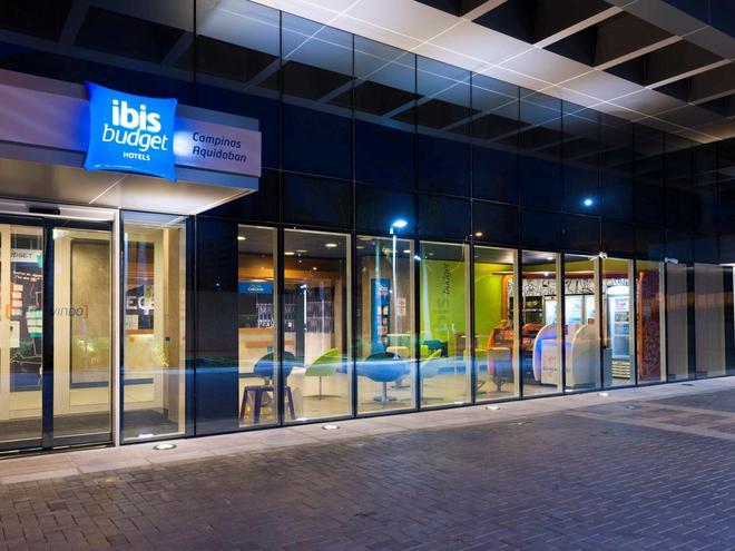 ibis budget Campinas Aquidaban - Campinas - Edificio