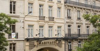 Marivaux Hotel - Brussels - Building
