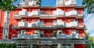Azimut Hotel Dresden - Dresden - Building