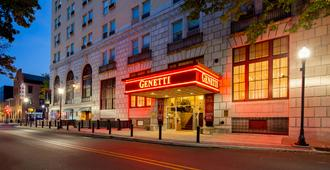 Genetti Hotel, SureStay Collection by Best Western - Williamsport