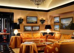 Hotel d'Inghilterra Roma - Starhotels Collezione - Rom - Vardagsrum