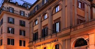 Hotel d'Inghilterra Roma - Starhotels Collezione - Roma - Edificio