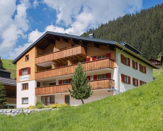 Aparthotel Brunnenhof - Damüls - Building