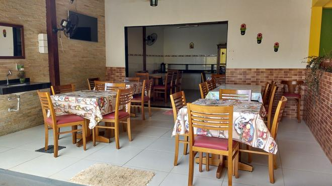 Pousada Litoral Paraty - Paraty - Restaurant