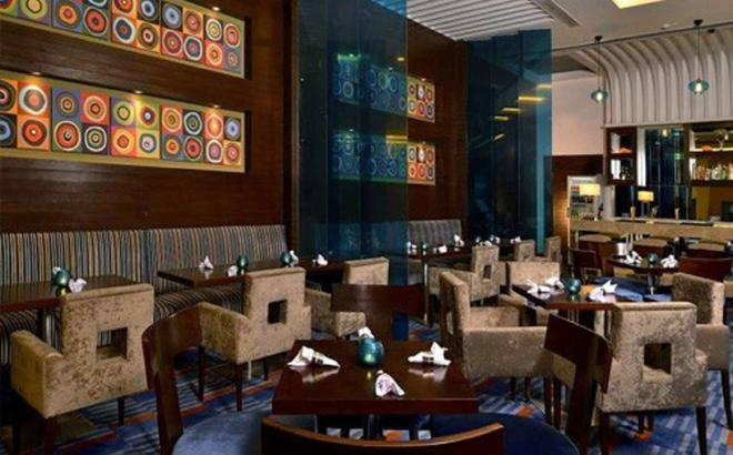 Fortune Park Orange- Member Itc Hotel Group - Гургаон - Ресторан