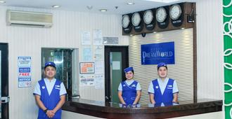 Hotel Dreamworld Araneta Cubao - Manila
