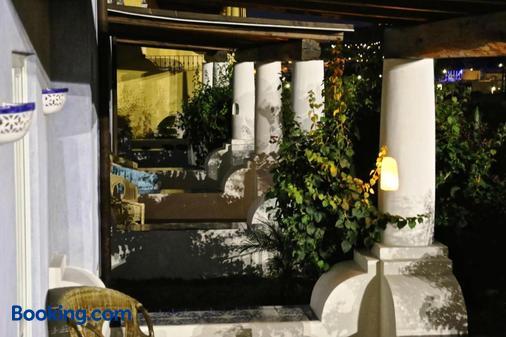 Hotel Bougainville - Lipari - Balcony