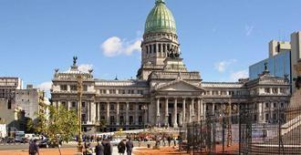 布宜諾斯艾利斯方尖碑宜必思酒店 - 布宜諾斯艾利斯 - 布宜諾斯艾利斯