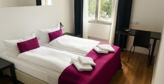 Hotel Goldmarie - ברלין - חדר שינה