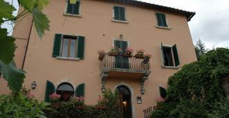 La Fonte Del Cieco - Gaiole In Chianti - Edificio