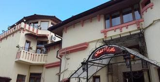 Voila Hotel - Constanza - Edificio