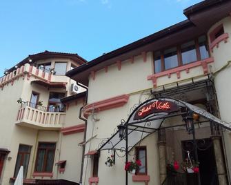 Voila Hotel - Constanţa - Building