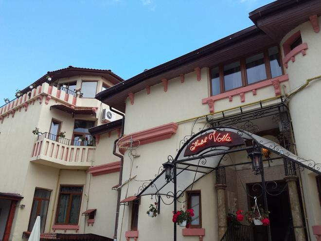 Hotel Voila - Κωνστάντζα - Κτίριο