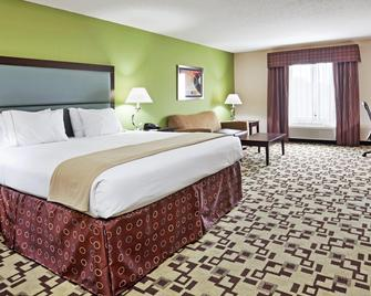 Holiday Inn Express Troutville - Roanoke North - Troutville - Спальня