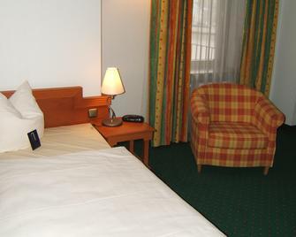 City Hotel Kaiserhof - Оффенбах-на-Майне - Спальня