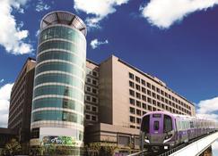 Fullon Hotel Taoyuan Airport Access Mrt A8 - Taoyuan - Edifício