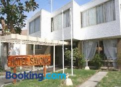 Hotel Savona - Арика - Здание