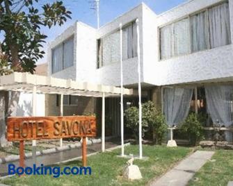 Hotel Savona - Arica - Edificio