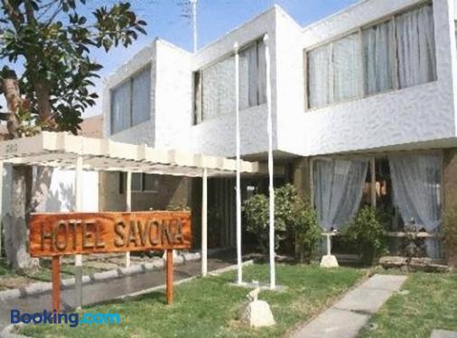 Hotel Savona - Arica - Building