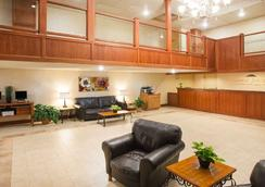 Howard Johnson by Wyndham South Portland - South Portland - Recepción